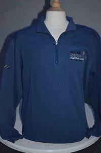 Sweat-Shirt Pullover Übergrößen 3XL,4XL,5XL in blau bestickt