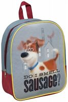 The Secret Life Of Pets 'Lenticular' School Bag Rucksack Backpack Brand New