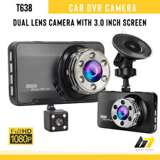 1080P HD Car DVR Dashcam Night Vision Dashboard Camera 360 Degree G Sensor UK