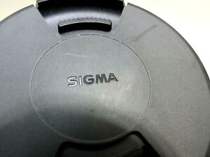 Sigma LCF-72 III (3) 72mm Lens Front Cap snap on type for APO EX ART