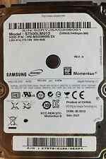 500GB Samsung HN-M500MBB | S/N S2RYJ9AC208061 P/N:C7972-G12A-AE0PY  disco rigido