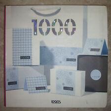 KIKI ELDRIDGE - 1000 SHOPPER, CARTELLINI ETICHETTE - 2006 LOGOS (AH)