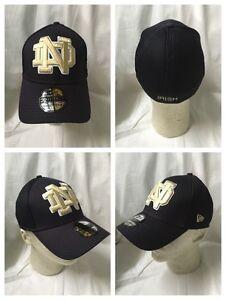 NCAA Notre Dame Fighting Irish New Era 39Thirty MEGA Team Color Hat Cap