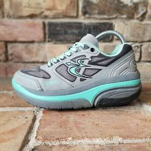 Gravity Defyer Womens Size 7 Gdefy TB9022FGU-M Comfort Fit Walking Shoes
