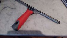 window cleaning squeegee 12' inch stainless  NEW!