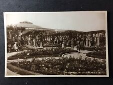 RP Vintage Postcard - Somerset #A8 - Rose Walk, Weston Super Mare