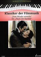 Klavier Noten : Klassiker der Filmmusik -   mittelschwer (Heumann)