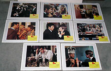 THE JOKERS orig lobby card set MICHAEL CRAWFORD/OLIVER REED 11x14 movie posters