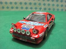 "Ferrari 308 Gtb 3000cc. Coupe "" Rally Of Spain 1984 "" - 1/43 Best 322044.5ozEd"