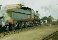 PHOTO  GWR LOCO NO 7808 COOKHAM MANOR. AT DIDCOT ON SHROPSHIRE R.T. 6/10/79.