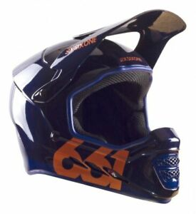 SixSixOne Reset Helmet Midnight Copper - Mountain Bike Downhill Enduro Full Face
