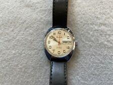 Russian Slava Automatic 27 Jewels Mechanical Men's Watch
