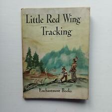 Vintage book: Little Red Wing Tracking, Catley/Fowler (Nelson)