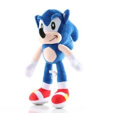 """OFFICIAL SONIC THE HEDGEHOG SONIC 10"""" LARGE PLUSH SOFT TOY TEDDY NEW WITH TAGS"""
