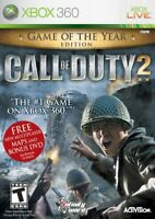 Call of Duty 2 - Game of the Year Edition - Xbox 360 Game