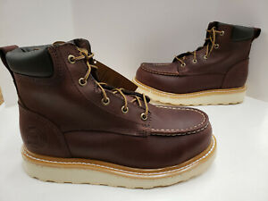 """Irish Setter by Red Wing ASHBY 6"""" Waterproof Leather Safety Toe HRO Boots 83606"""