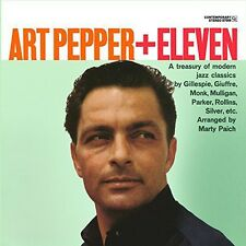 Art Pepper - Art Pepper + Eleven: Modern Jazz Classics [New Vinyl]