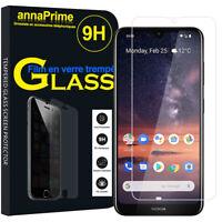 Vitre verre trempe film de protection d'écran Seri Microsoft Nokia Lumia