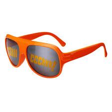 WWE Zack Ryder SSSIIICCCKKK Sunglasses Orange Official New