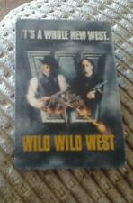 WILD WILD WEST 3D PIN BY KODAK MOVIE PROMOTION 1999 2 X 3 INCH PIN