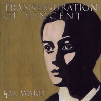 M. WARD Transfiguration Of Vincent (2012) reissue 15-track CD album NEW/SEALED