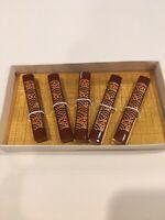 Japanese Hashi Rest (Set Of 5).Chopstick Rest. Authentic Japanese Gift