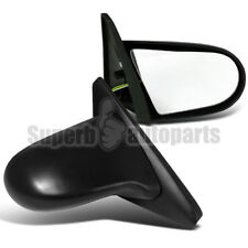For 1996-2000 Honda Civic JDM Spoon Side Door Power Mirrors Black Replacement