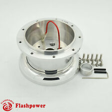 Steering Wheel Adapter boss kit 9 bolt Chrysler Dodge Plymouth Polished