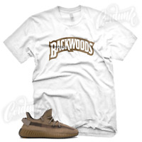 New BACKWOODS Sneaker T Shirt for Yeezy 350 V2 EARTH