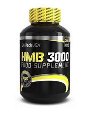Biotech USA HMB 3000 pure strong powder 200 grams - free shipping !