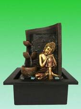 Buddha Water Feature - Journey Indoor Waterfountain (Pump LED 1 Year Warranty)