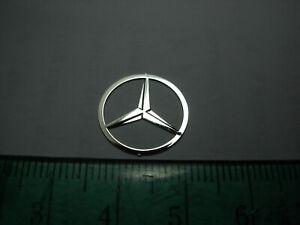 1/12 1/10 1/8 Mercedes Benz MB 3D-Star bonnet trunk Emblem Mascot Ornament Logo