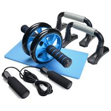 Exercise Equipment For Women Men Ab Wheel Roller Kit Workout Tool Gym Fitness