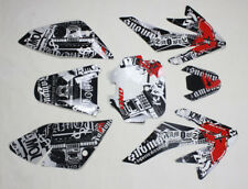 3M CRF70 Decals Stickers Emblems Graphics For Honda CRF 70 pit dirt Bike #2