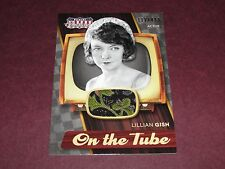 2015 Americana LILLIAN GISH Worn Material On The Tube SP/499 BIRTH of a NATION
