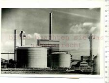 ORIGINAL PRESSEFOTO:1957 CUMBERLAND DRAMA at ATOMIC PLANT PLUTONIUM FACTORY