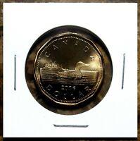 Canada 2006 L with RCM Logo Loonie BU UNC From Mint Roll!!