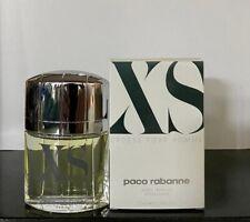 Paco Rabanne XS Pour Homme Nach Rasur Lotion 50ml Splash (Nicht Spray ) Neu &