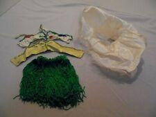 Terri Lee? 2 Bra Tops, Hula & Hoop Skirt, Being Sold As Found, Lot 24, Vintage