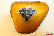 70's Honda CB450 Double Overhead Cam Metal Side Cover Fairing