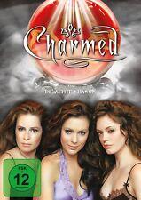 CHARMED ZAUBERHAFTE HEXEN KOMPLETTE DVD STAFFEL 8 VOLUME 8.1 UND 8.2 DEUTSCH