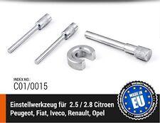 Motor-Einstellwerkzeug 2.5 / 2.8 Citroen, Peugeot, Fiat, Iveco, Renault, Opel
