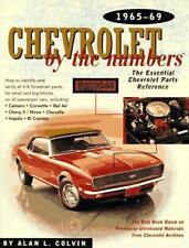 Chevrolet Corvette Camaro Nova Chevy II catalogue de pièces Owners Manual Manuel