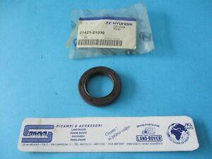 Oil Seal Crankshaft Original Hyundai Pony Excel S Coupe 21421-21030 Sivar