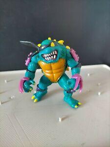 Vintage TMNT Teenage Mutant Ninja Turtles Figure Slash 1990