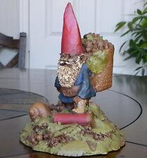 """*1982 Rare Tom Clark Signed Gnome """"Irvin"""" Edition #11"""
