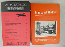 TRANSPORT HISTORY 15 VOLUMES (INC VOL1) DAVID AND CHARLES 100 PAGE BOOKLETS
