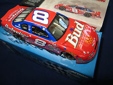 Dale Earnhardt Jr 8 ROOKIE Bud / US Olympic Team 1/32 2000 Action RCCA Club #164