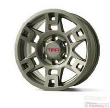 TRD GRAY CENTER CAP WITH TRD LOGO PTR20-35111-GR (CENTER CAP ONLY!!!)