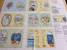 MOLLE-bazooples PIRATA morbido pannello libri da Vicki Schreiner - 100% COTONE
